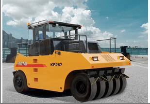 科泰重工 KP267 压路机