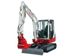 竹内TB235挖掘机