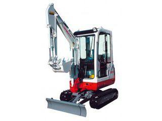 竹内TB015挖掘机