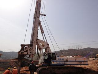 土力 SR-65 旋挖钻