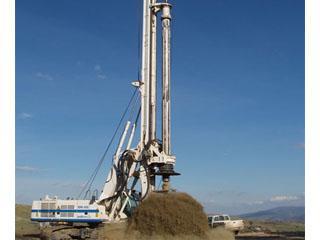 土力 SR-50 旋挖钻