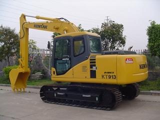 建德机械 KT913 挖掘机