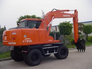 建德机械 KT913L 挖掘机