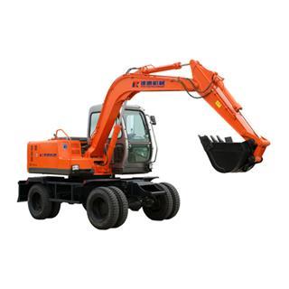 建德机械 KT-Y80A 挖掘机