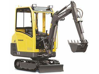 沃尔沃EC15挖掘机