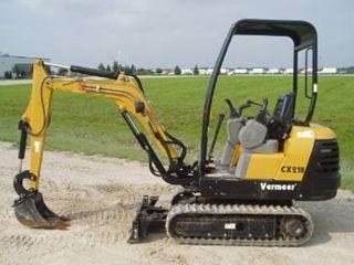 美国威猛 CX218 挖掘机