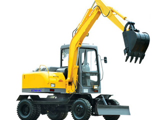 建德机械 KT60-8C 挖掘机