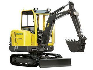 沃尔沃EC25挖掘机