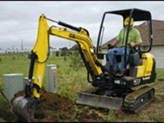 美国威猛 CX219Z 挖掘机