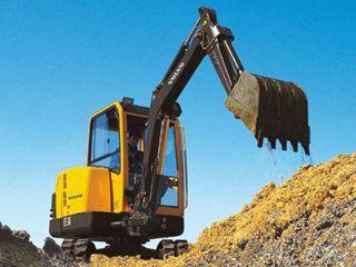 沃爾沃 EC30 挖掘機圖片