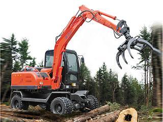 劲工JG6095J挖掘机