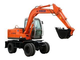 建德机械 KT908L 挖掘机