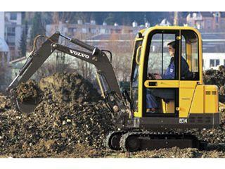 沃尔沃EC14挖掘机