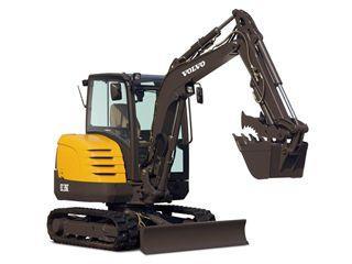 沃尔沃EC35C挖掘机