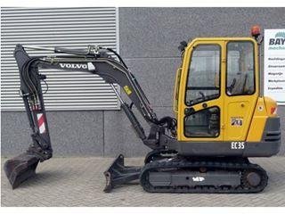 沃尔沃EC35挖掘机