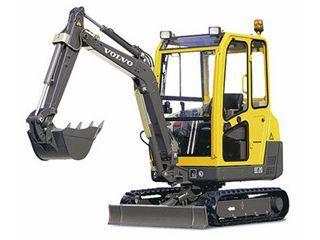 沃尔沃 EC20 挖掘机图片