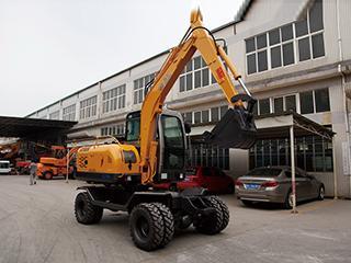 劲工 JG708S 挖掘机