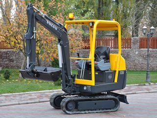 沃尔沃EC15BXR挖掘机