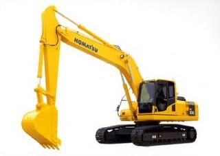 小松 PC220-2 挖掘機圖片