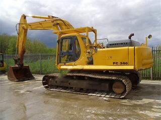 小松 PC340LC-6 挖掘机图片