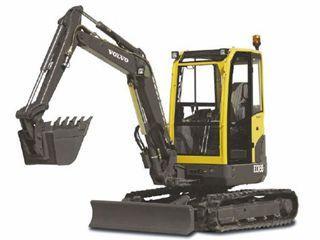 沃尔沃ECR38挖掘机