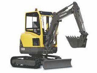 沃尔沃 ECR28 挖掘机图片