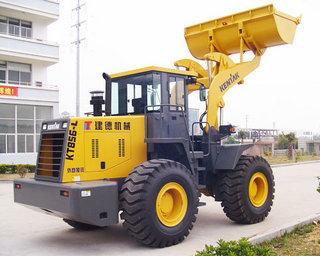 建德机械 KT856-L 装载机