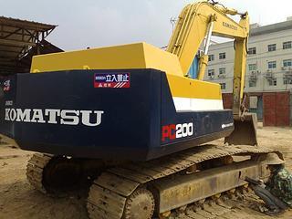 小松PC200-3挖掘机