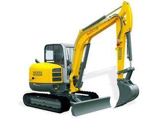 威克诺森 6003 挖掘机