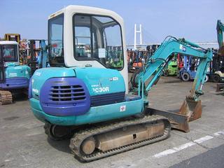 小松PC30R-8挖掘机