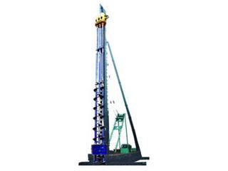 上海金泰 ZKD65-3A 长螺旋钻机