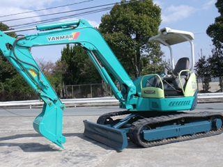 洋马 Vio40-2 挖掘机图片