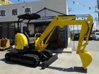洋馬 Vio30-5 挖掘機圖片