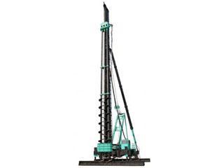 上海金泰 ZKD36-5 长螺旋钻机