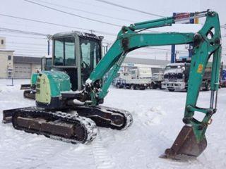 洋马 Vio40-5 挖掘机图片