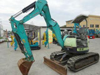 洋马B4-6挖掘机