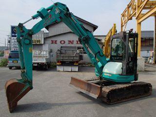 洋马 B6-5 挖掘机图片