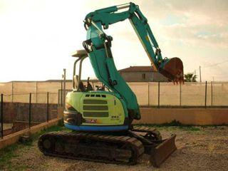 洋馬 B6-6 挖掘機圖片