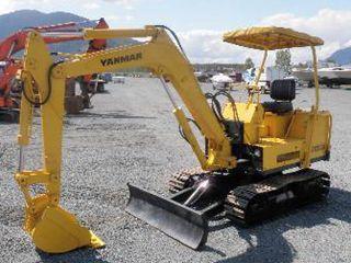 洋马YB1200SS挖掘机