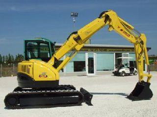 洋马B7-5挖掘机