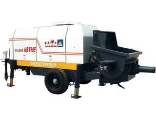 金正神力 HBT60E 拖泵