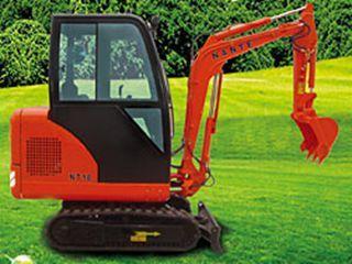 南特机械 NT18 挖掘机