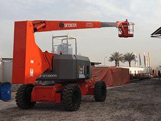 星邦重工 GTZZ25J-25米 高空作业机械
