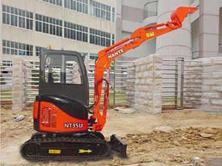 南特机械NT35U挖掘机