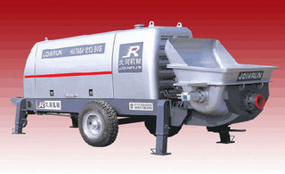 久润 HBT60A 拖泵图片