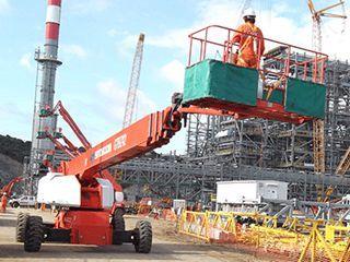 星邦重工GTBZ42J高空作业机械