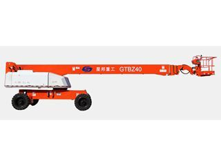 星邦重工GTBZ40高空作业机械