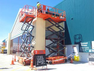 星邦重工 GTJZ0608-6米窄系列自行液压 高空作业机械