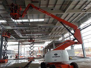 星邦重工 GTZZ18J-18米自行 高空作业机械