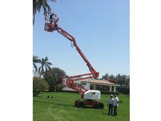 星邦重工 GTZZ15J-15米自行式 高空作业机械